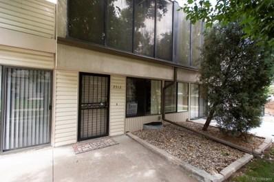 2312 S Troy Street, Aurora, CO 80014 - MLS#: 8961293