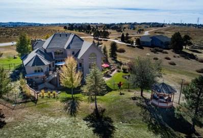 12865 Summit Ridge Road, Parker, CO 80138 - MLS#: 8961324