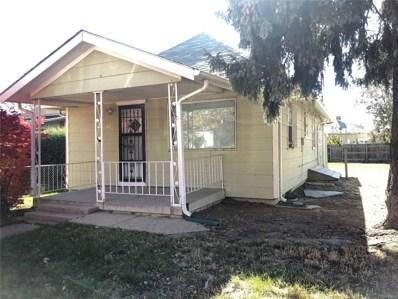 2834 W Short Place, Denver, CO 80204 - MLS#: 8963231