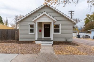1415 E Boulder Street, Colorado Springs, CO 80909 - MLS#: 8966159