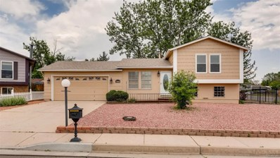 4222 Astrozon Boulevard, Colorado Springs, CO 80916 - MLS#: 8966578