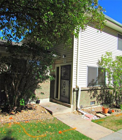 9005 E Lehigh Avenue UNIT 34, Denver, CO 80237 - MLS#: 8969564