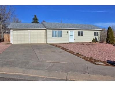 1789 Chautauqua Drive, Colorado Springs, CO 80915 - MLS#: 8970997
