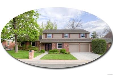 3656 E Hinsdale Place, Centennial, CO 80122 - MLS#: 8971814