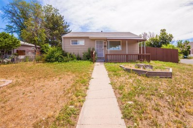 700 Jamaica Street, Aurora, CO 80010 - MLS#: 8980463