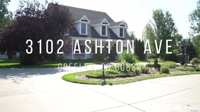 3102 Ashton Avenue, Greeley, CO 80634 - MLS#: 8981787