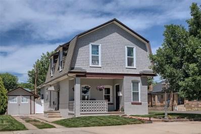 4059 Shoshone Street, Denver, CO 80211 - #: 8981841