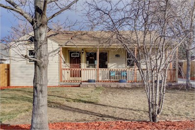4350 Gray Street, Wheat Ridge, CO 80212 - MLS#: 8982495