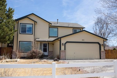 215 Peck Court, Colorado Springs, CO 80911 - MLS#: 8984886