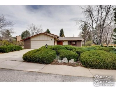 7460 Old Mill Trail, Boulder, CO 80301 - MLS#: 8987186