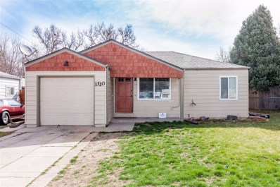 1320 Ironton Street, Aurora, CO 80010 - MLS#: 8989233