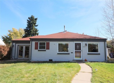 1074 Kearney Street, Denver, CO 80220 - MLS#: 8989563