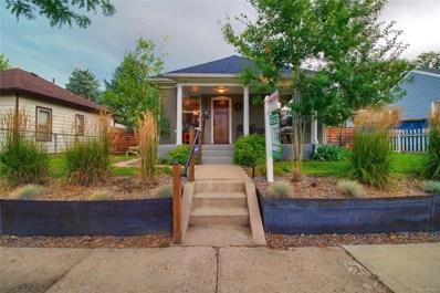 4585 Newton Street, Denver, CO 80211 - MLS#: 8989648