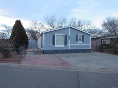 8463 Cook Way, Thornton, CO 80229 - MLS#: 8989802