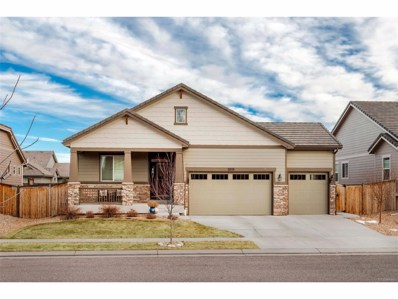 11574 Hannibal Street, Commerce City, CO 80022 - MLS#: 8991085