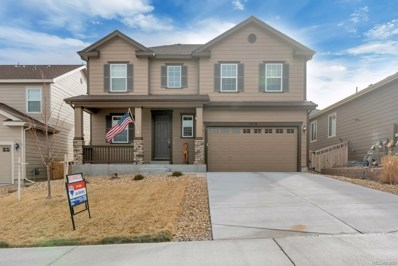7418 Bandit Drive, Castle Rock, CO 80108 - MLS#: 8992163