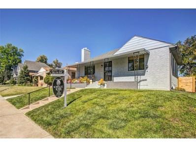 4545 W Moncrieff Place, Denver, CO 80212 - MLS#: 8992810