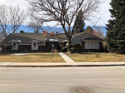 6143 S Glencoe Way, Centennial, CO 80121 - MLS#: 8993327