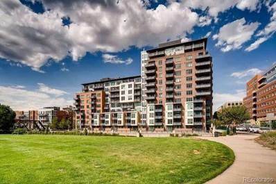 1401 Wewatta Street UNIT 501, Denver, CO 80202 - #: 9001416