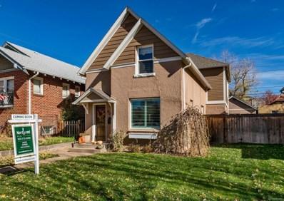 804 S Emerson Street, Denver, CO 80209 - #: 9009343