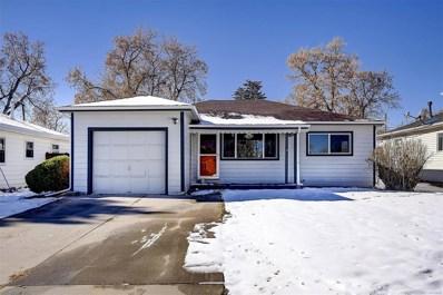 1675 Yukon Street, Lakewood, CO 80214 - MLS#: 9010981