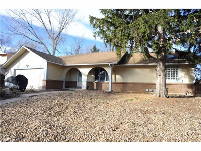 4591 S Memphis Street, Aurora, CO 80015 - MLS#: 9012381