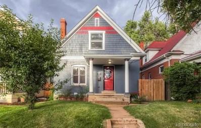 2078 S Pennsylvania Street, Denver, CO 80210 - MLS#: 9012964