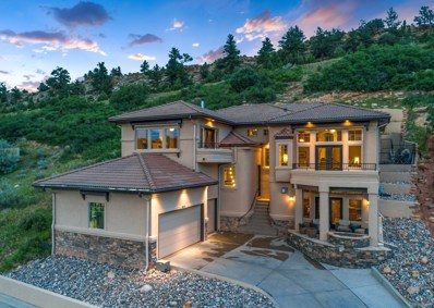 6658 Old Ranch Trail, Littleton, CO 80125 - #: 9013167