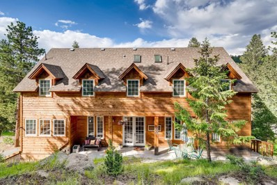 4978 Camel Heights Road, Evergreen, CO 80439 - #: 9013180