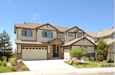 2633 Bellavista Street, Castle Rock, CO 80109 - MLS#: 9016896