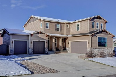 3981 Manorbrier Circle, Castle Rock, CO 80104 - #: 9023030