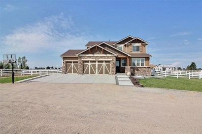 4623 Bush Mills Avenue, Evans, CO 80634 - MLS#: 9038008