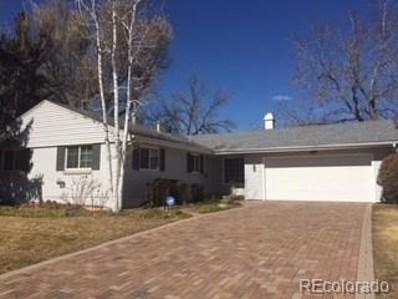3021 S Krameria Street, Denver, CO 80222 - MLS#: 9041785