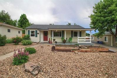 2860 Harlan Street, Wheat Ridge, CO 80214 - MLS#: 9045110