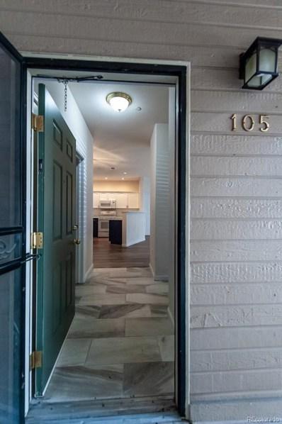 7459 S Alkire Street UNIT 105, Littleton, CO 80127 - #: 9051469