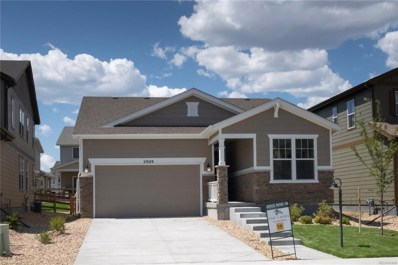 2909 Pawnee Creek Drive, Loveland, CO 80538 - #: 9052643