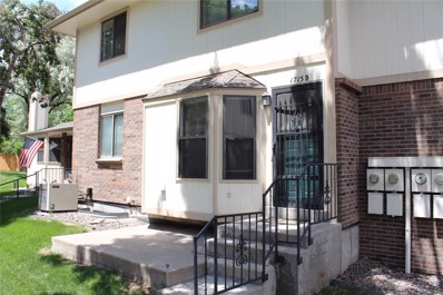1715 S Allison Street UNIT B, Lakewood, CO 80232 - #: 9053707