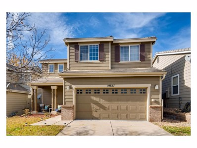 19657 E Bellisario Creek Drive, Parker, CO 80134 - MLS#: 9054328