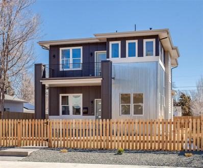 1310 N Verbena Street, Denver, CO 80220 - MLS#: 9060122