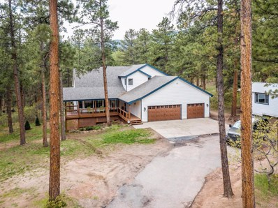4410 Red Rock Drive, Larkspur, CO 80118 - #: 9060418