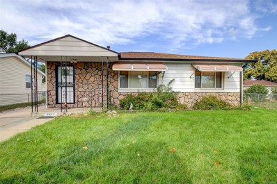 6971 Niagara Street, Commerce City, CO 80022 - MLS#: 9062814