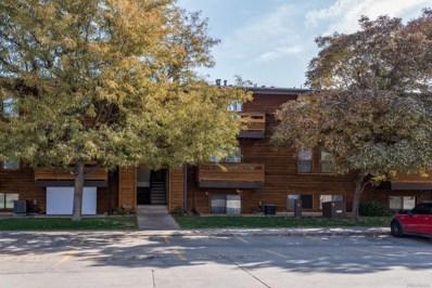 335 Wright Street UNIT 102, Lakewood, CO 80228 - #: 9063240