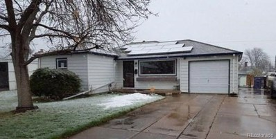 4845 W Gill Place, Denver, CO 80219 - MLS#: 9064244