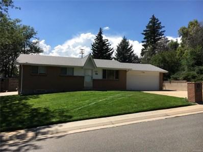 3335 Wright Street, Wheat Ridge, CO 80033 - MLS#: 9066141