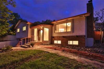 2404 Orion Drive, Colorado Springs, CO 80906 - MLS#: 9073153