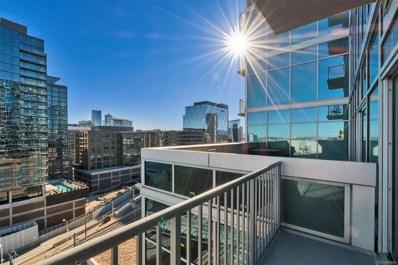 1700 Bassett Street UNIT 1212, Denver, CO 80202 - #: 9074351