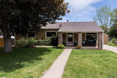 3280 S Grape Street, Denver, CO 80222 - MLS#: 9077062