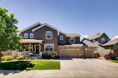 3416 Softwind Point, Castle Rock, CO 80108 - MLS#: 9078554