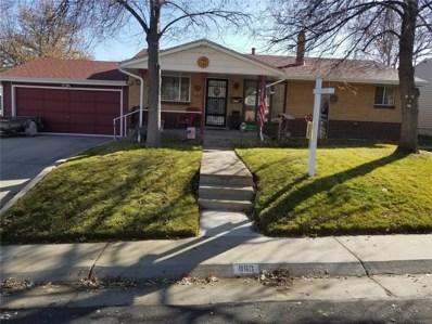 960 Erie Street, Denver, CO 80221 - MLS#: 9086479
