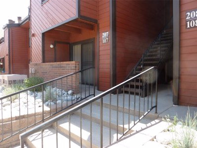 12053 E Harvard Avenue UNIT 107, Aurora, CO 80014 - MLS#: 9089834